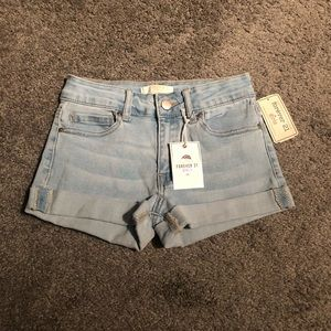 Forever 21 Girls Denim Shorts